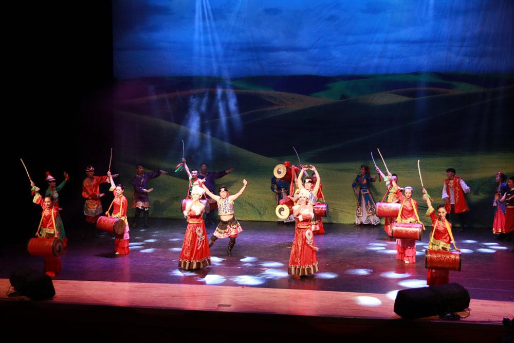 甘肅非物質文化-舞蹈、音樂-13