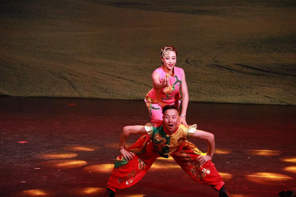 甘肅非物質文化-舞蹈、音樂-7