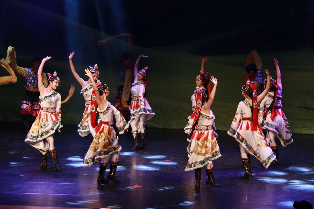 甘肅非物質文化-舞蹈、音樂-10