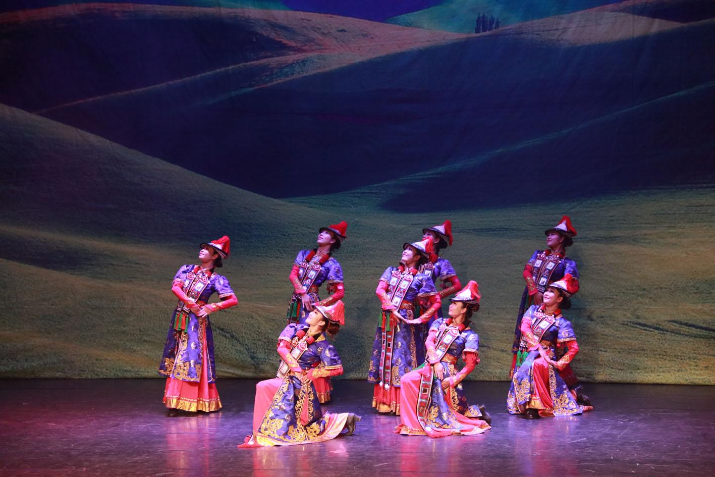 甘肅非物質文化-舞蹈、音樂-6