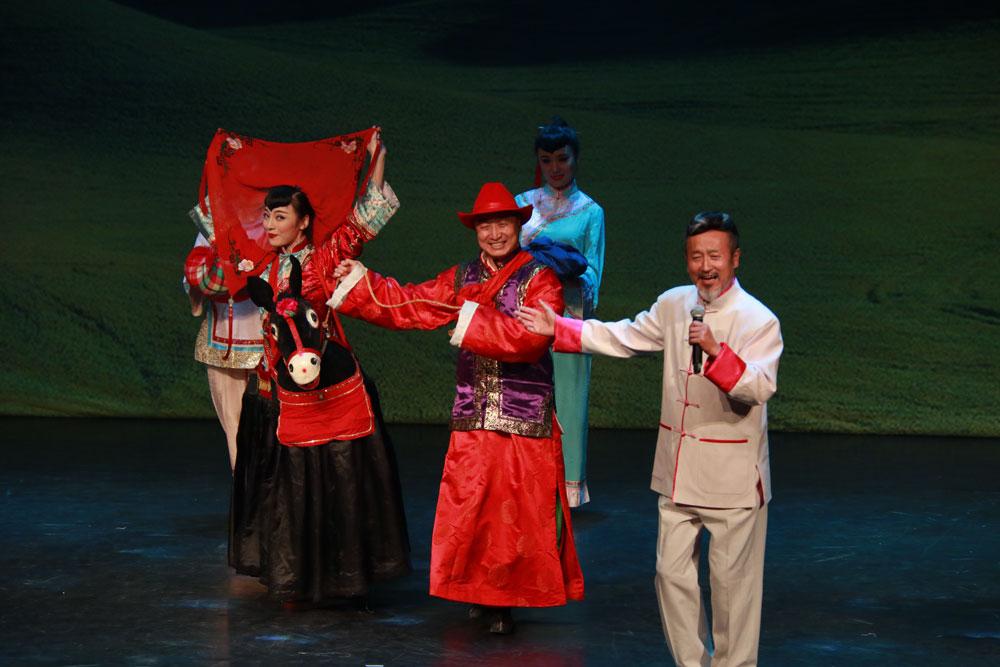 甘肅非物質文化-舞蹈、音樂-9