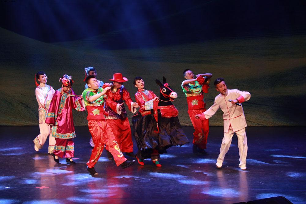 甘肅非物質文化-舞蹈、音樂-8