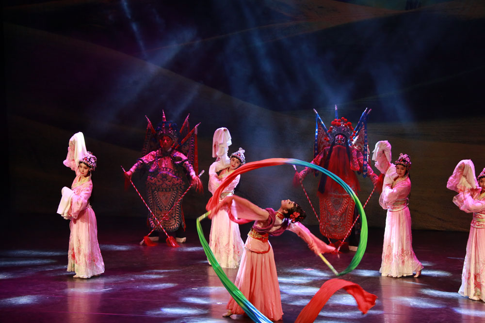 甘肅非物質文化-舞蹈、音樂-5