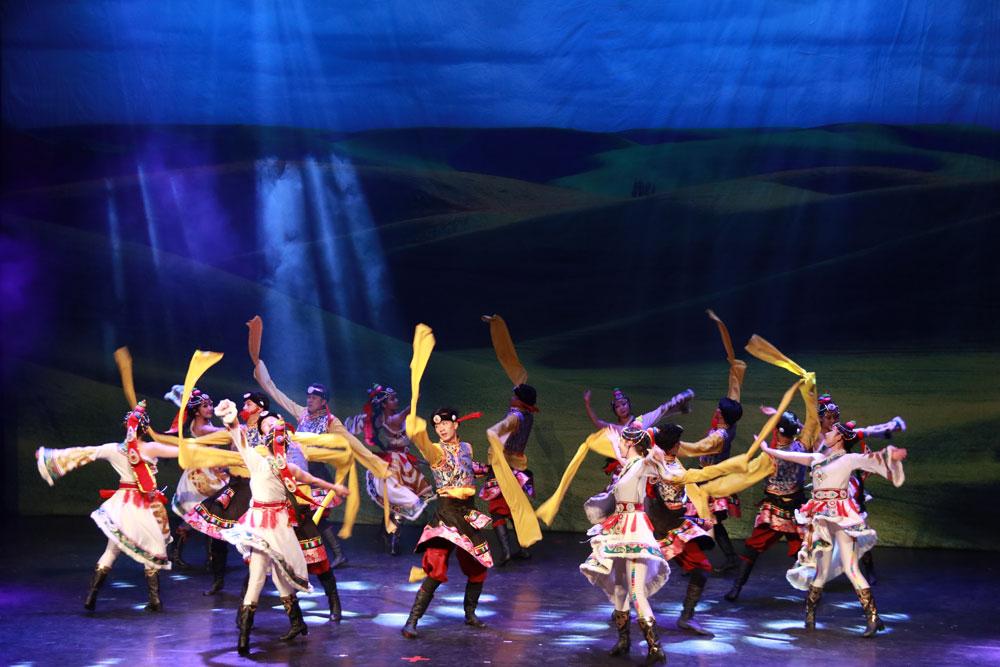 甘肅非物質文化-舞蹈、音樂-11