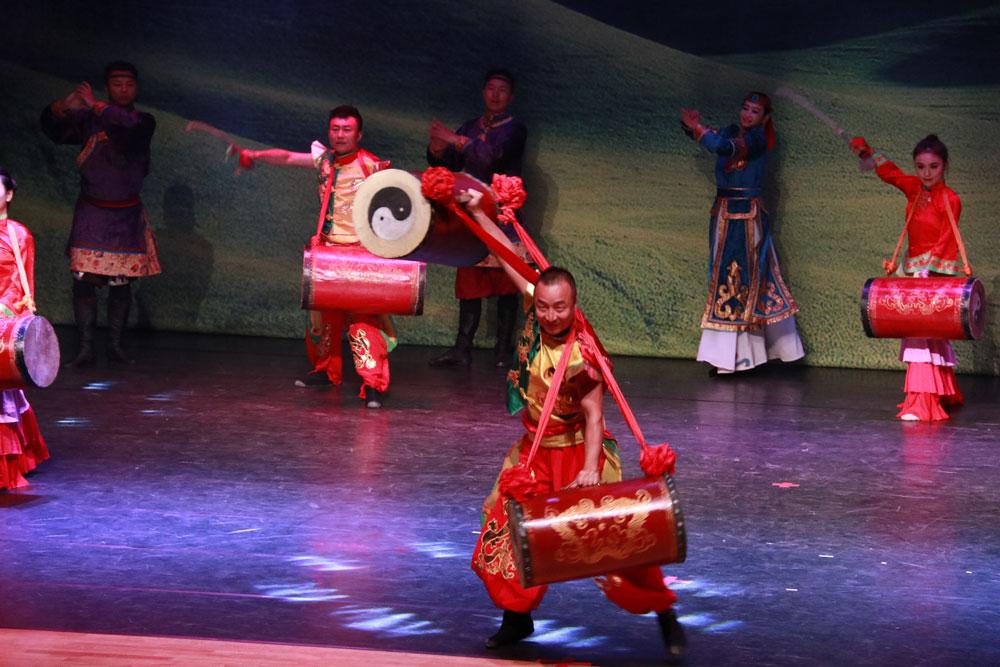甘肅非物質文化-舞蹈、音樂-12