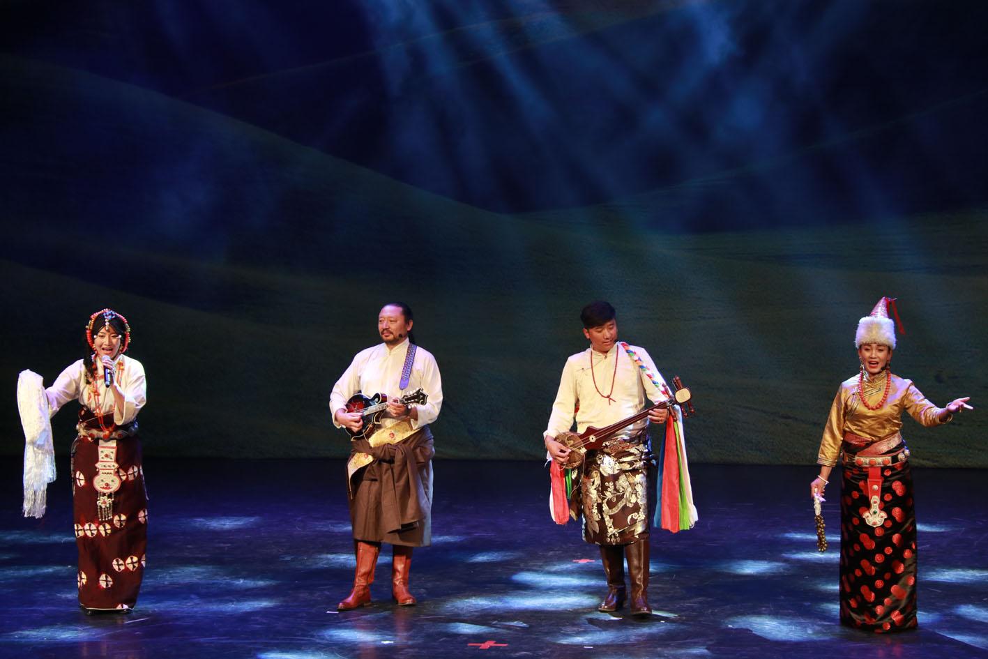 甘肅非物質文化-舞蹈、音樂-2