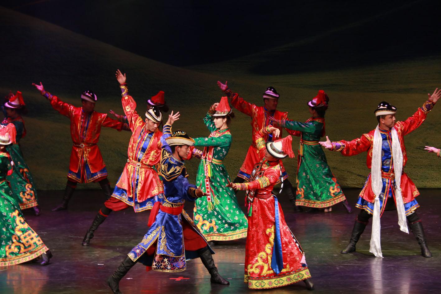 甘肅非物質文化-舞蹈、音樂-