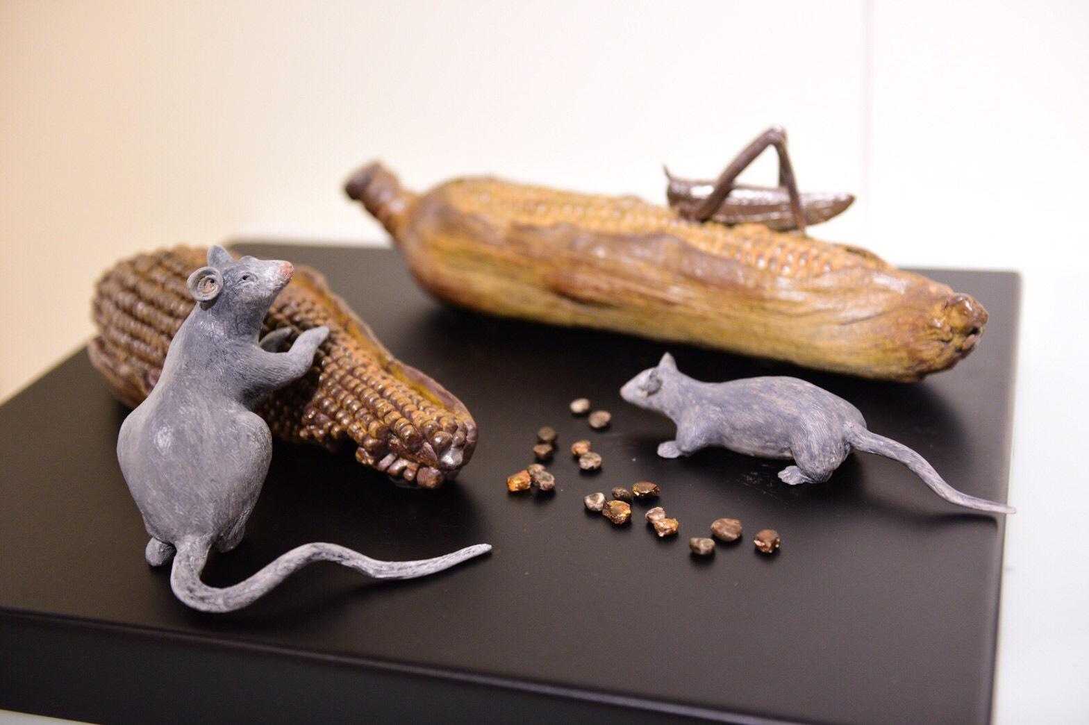 Image-「心有所鼠」-南投縣文化資產學會鼠年會員聯展