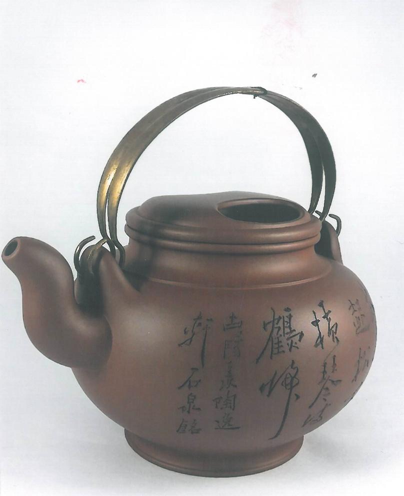 南投縣紫砂陶藝協會會員聯展-茶壺