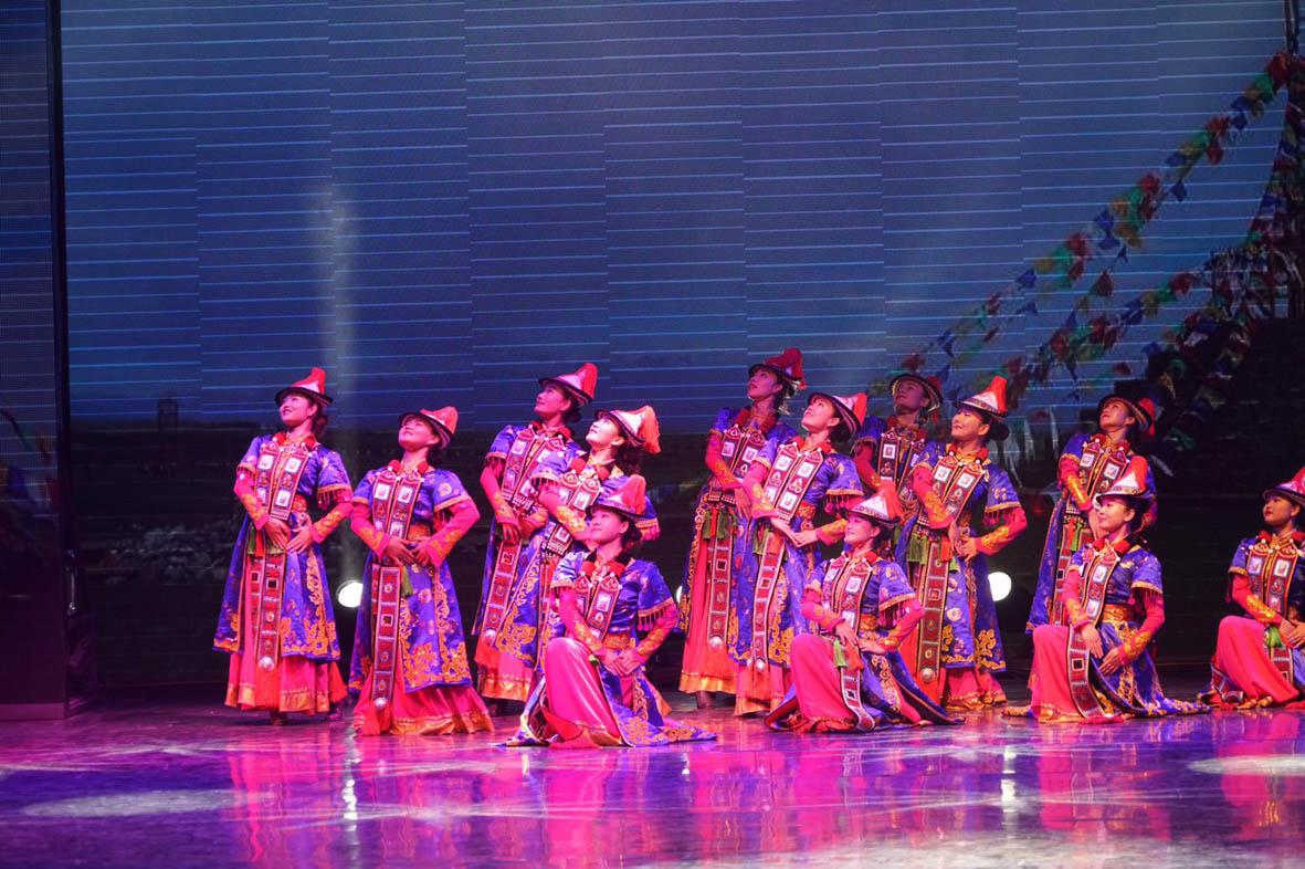 《絢麗甘肅》非物質文化-舞蹈、音樂演出