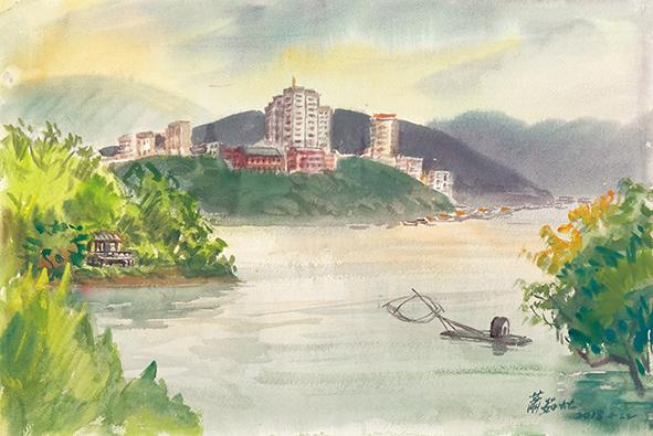 山之城畫會聯展-日月潭.jpg