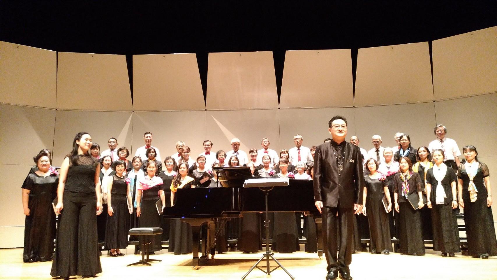 108年發善聲從心唱音樂饗宴-長青欣頌合唱團