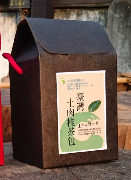 Image-台灣土肉桂茶包