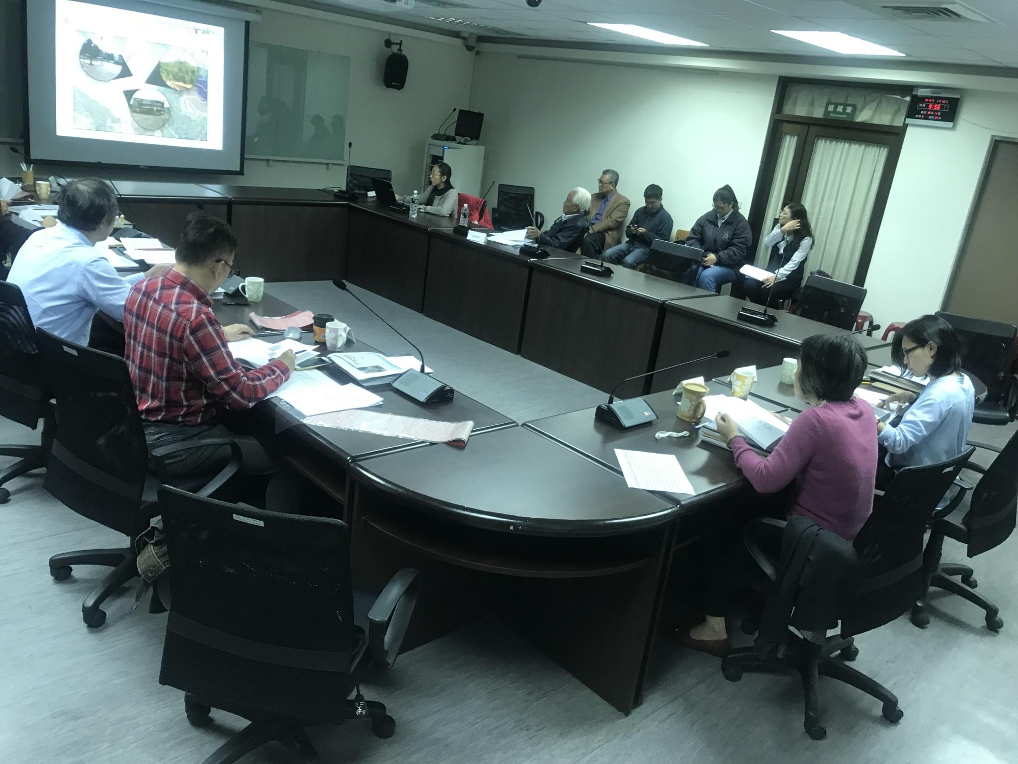 108客家文化生活及產業環境營造計畫初審會議