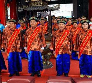 六月  臺中巧聖仙師文化祭