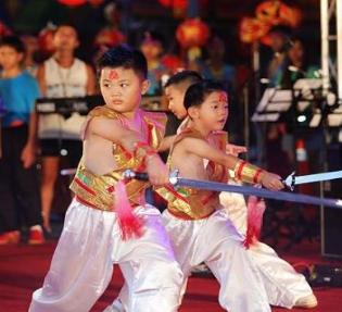 八月 「義魄千秋」全國義民祭在新竹縣