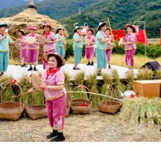 十一月  臺東好米收冬祭
