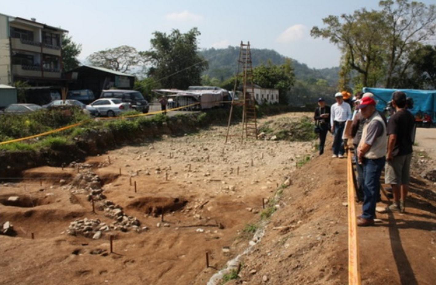 大馬璘考古遺址