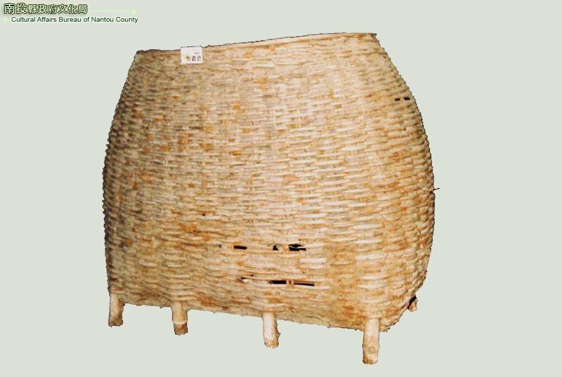 室內竹穀倉